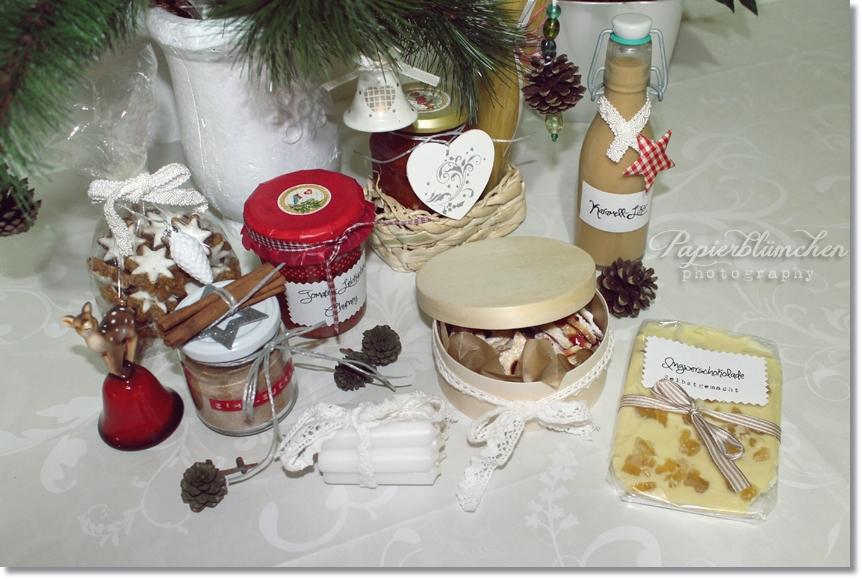 Adventskalendertürchen # 16 Karamell Likör / Kekse 1